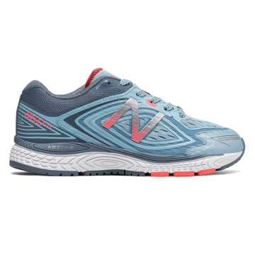 New Balance 860v8, Clear Sky with Guava