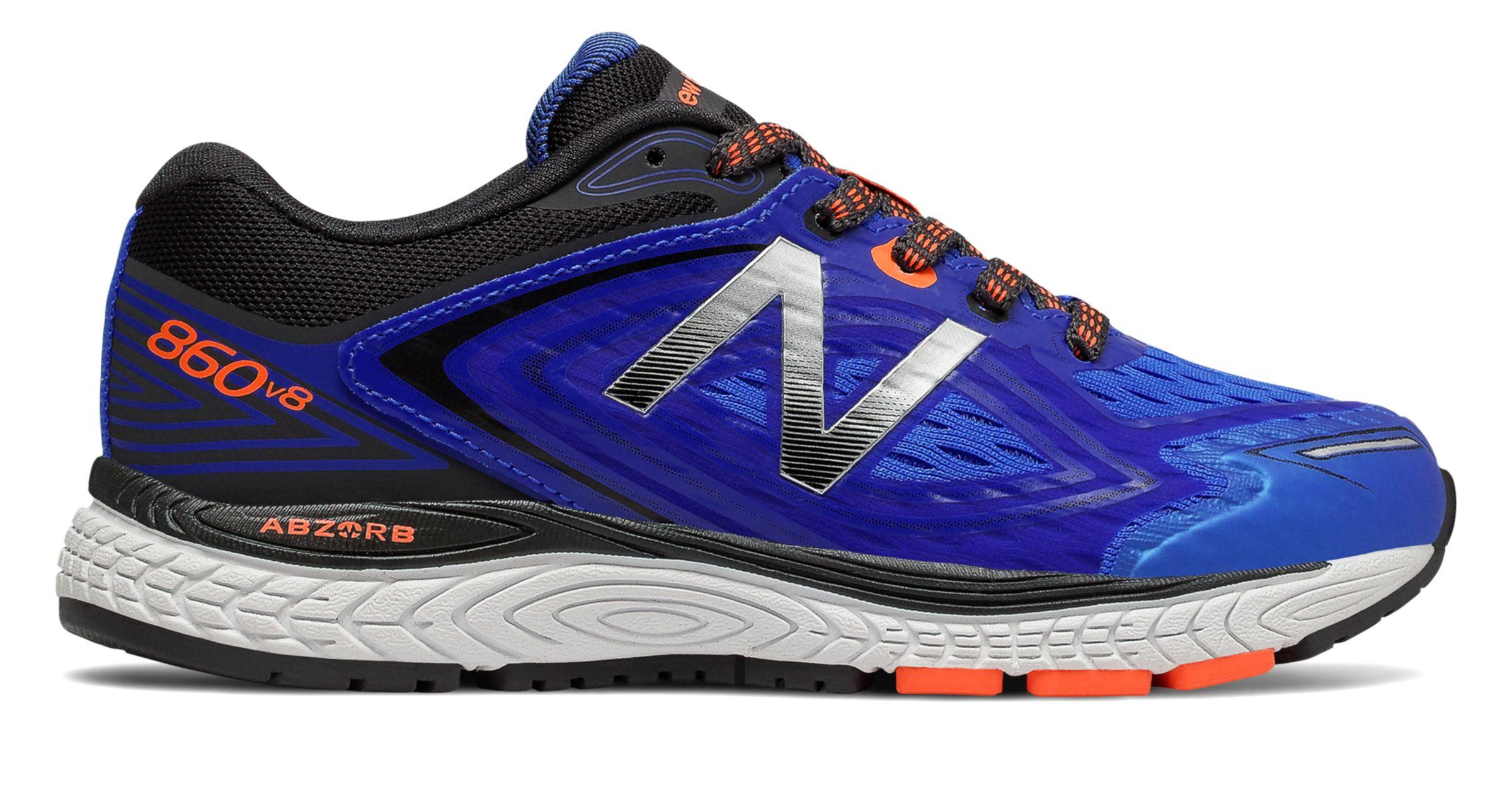 El Tamaño De Los Muchachos Zapatos Nuevos Equilibrio 4 owkaE13X3Y