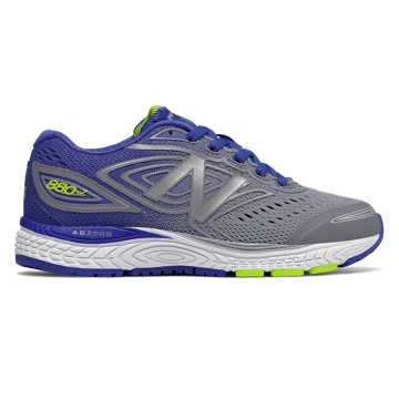 New Balance 880v7, Steel with Pacific