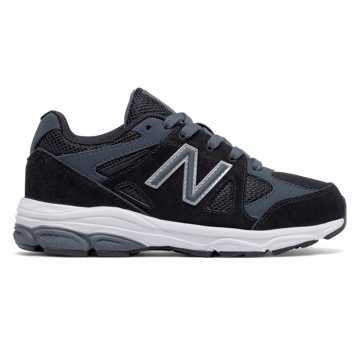 New Balance 888, Black with Grey
