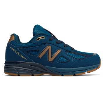 New Balance New Balance 990v4, Blue Sapphire
