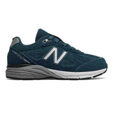 New Balance New Balance 990v4, North Sea with Silver