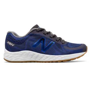 New Balance Arishi, Black with Blue