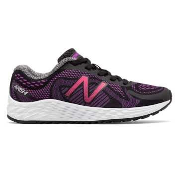 New Balance Arishi, Black with Purple
