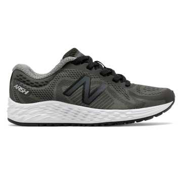 New Balance Arishi, Grey with Black