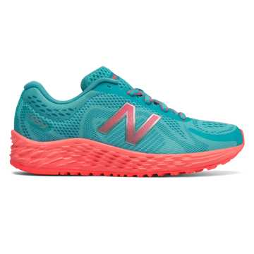 New Balance Fresh Foam Arishi, Ozone Blue with Vivid Coral