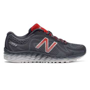 New Balance Fresh Foam Arishi, Grey with Team Red