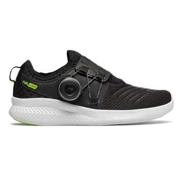 New Balance Fuelcore REVEAL, Black with Hi-Lite
