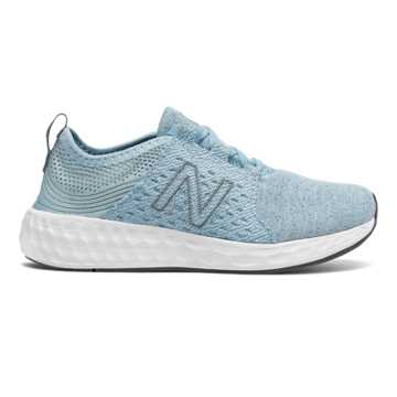 New Balance Cruz Sport Hoodie Pack, Clear Sky with Gunmetal