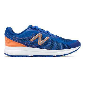 New Balance FuelCore Rush v3, Blue with Orange