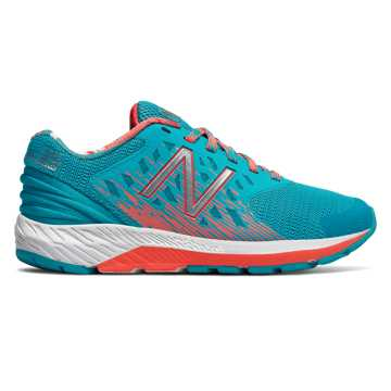 New Balance FuelCore Urge v2, Ozone Blue with Vivid Coral