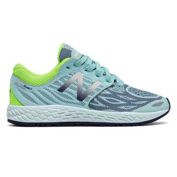 New Balance Fresh Foam Zante v3, Ozone Blue with Lime Glo