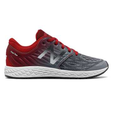 New Balance Fresh Foam Zante v3, Grey with Red