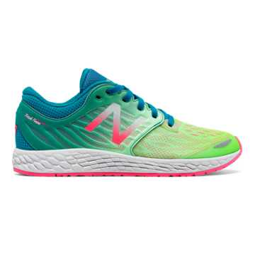 New Balance Fresh Foam Zante v3, Hot Pink with Typhoon & Lime Glo