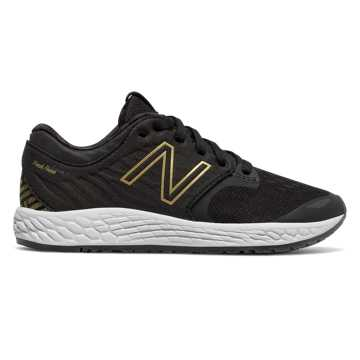 New Balance Fresh Foam Zante v3 NYC Marathon, Black with Gold