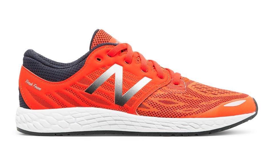 New Balance Orange Running Shoes