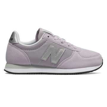New Balance 220 New Balance, Light Purple with Silver