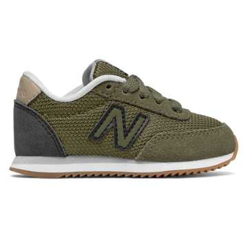 New Balance 501 New Balance, Olive with Black