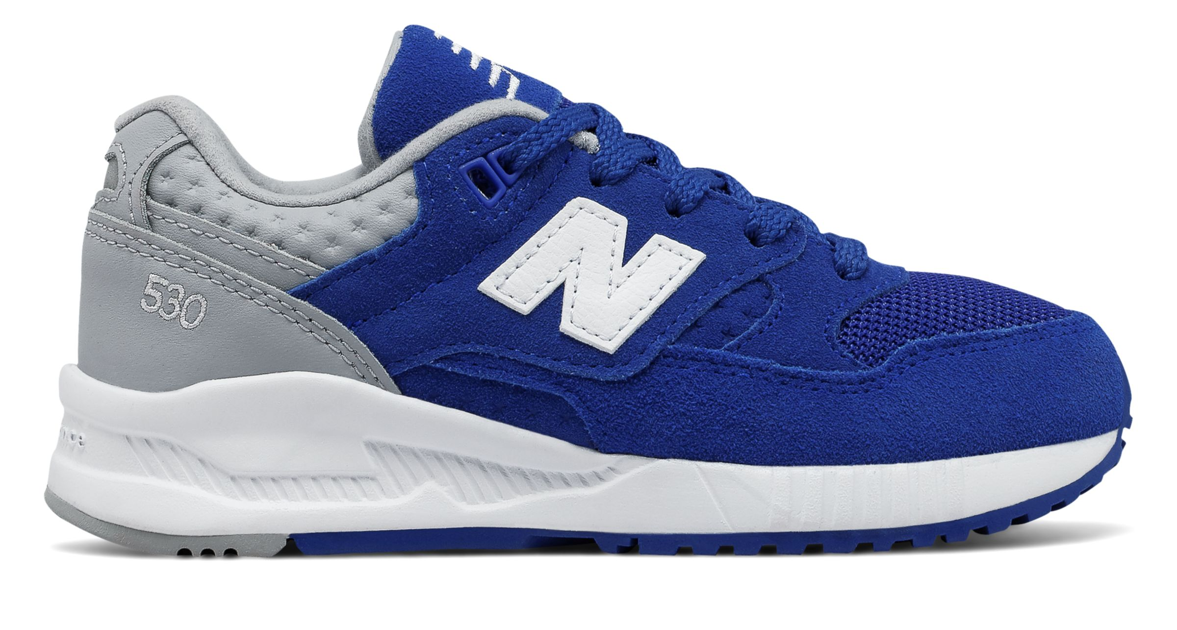 NB 530 New Balance, Blue with Grey