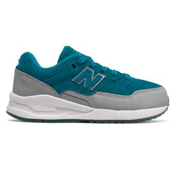 New Balance 530 New Balance, Teal with Grey