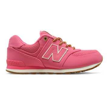 New Balance 574 Heritage Sport, Pink