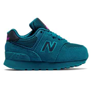 New Balance 574 Urban Twilight, Teal