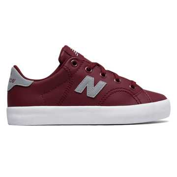 New Balance ProCourt, Burgundy with Light Grey