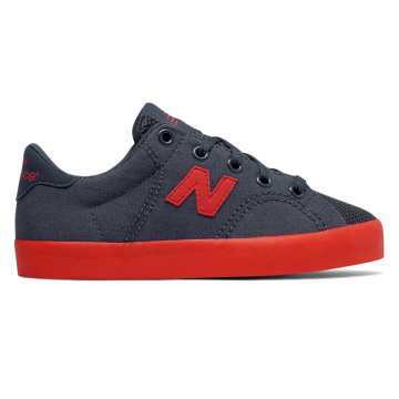 New Balance Mesh ProCourt, Navy with Red