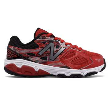 New Balance New Balance 680v3, Red with Black
