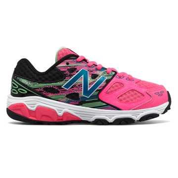 New Balance New Balance 680v3, Pink with Black