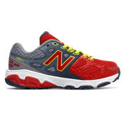 NB New Balance 680v3, Grey with Red