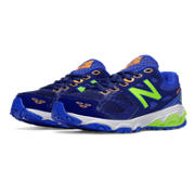 New Balance New Balance 680v3, Blue with Green