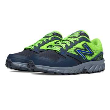 New Balance New Balance 690 Trail, Toxic with Grey