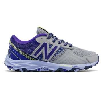 New Balance New Balance 690v2 Trail, Grey with Purple