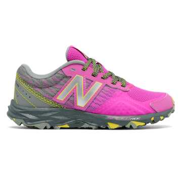 New Balance New Balance 690v2 Trail, Fluorescent Pink with Grey