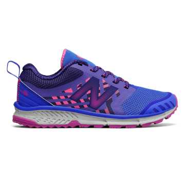 New Balance FuelCore NITREL, Royal Blue with Pink