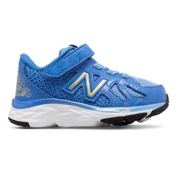 New Balance 790v6 Disney, Cornflower with Majestic Blue & Gold