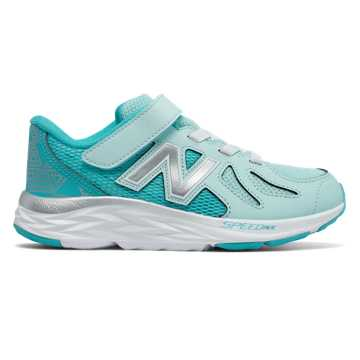 New Balance Hook and Loop 790v6, Ozone Blue with Aquarius