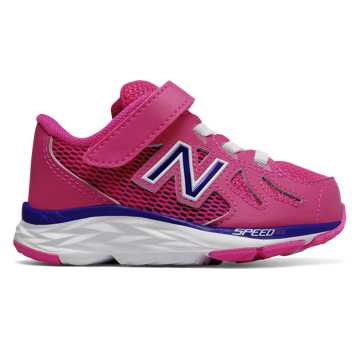 New Balance Hook and Loop 790v6, Pink with Purple