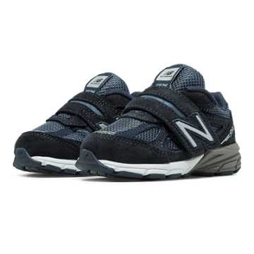 New Balance Hook and Loop 990v4, Navy