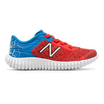 New Balance 99 Marvel Slip-On, Red with Bolt