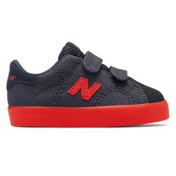 New Balance Mesh ProCourt, Pigment with Red