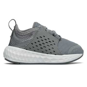 New Balance Cruz Sport, Grey with White