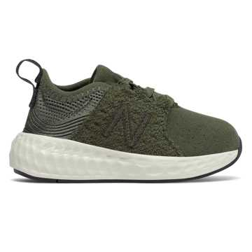 New Balance Cruz Sport, Olive with Phantom