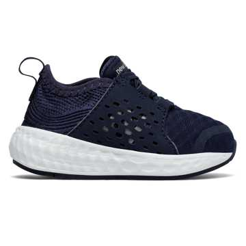 New Balance Cruz Sport, Navy with White