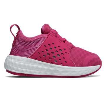 New Balance Cruz Sport, Pink with White