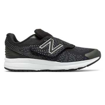 New Balance FuelCore Rush v3, Black with Grey