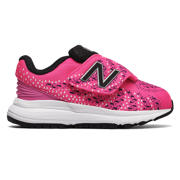 New Balance FuelCore Rush v3, Pink with Black