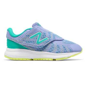 New Balance FuelCore Rush v3, Tidepool with Ice Violet