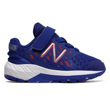 New Balance FuelCore Urge, Blue with Red